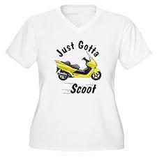 Just Gotta Scoot Reflex T-Shirt