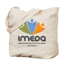 imeda Logo Tote Bag
