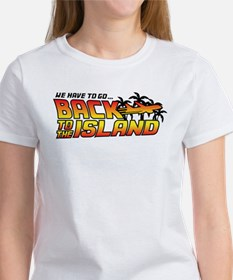Lost Back To The Island T-Shirt