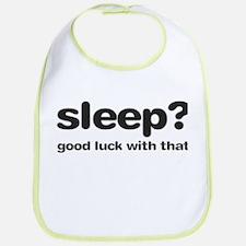 Sleepluck Black Bib