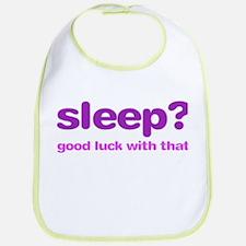 Sleepluck Purple Bib