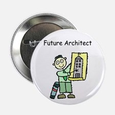 Future Architect with Buiding Plans Occupation But