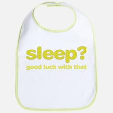 Sleepluck Yellow Bib