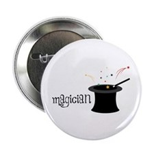 """Magician 2.25"""" Button (10 pack)"""