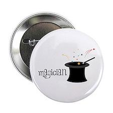 """Magician 2.25"""" Button"""