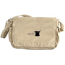 Magician Messenger Bag