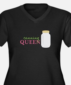 Canning Queen Plus Size T-Shirt