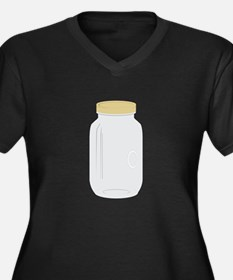 Mason Jar Plus Size T-Shirt