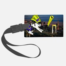 The Cat Signal Luggage Tag