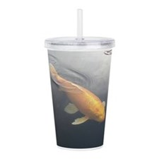 Cute Reflections Acrylic Double-wall Tumbler
