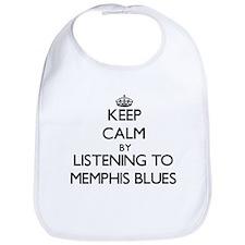 Funny Memphis radio Bib
