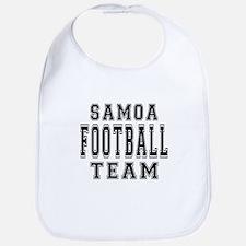 Samoa Football Team Bib