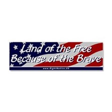 Unique Soldier Car Magnet 10 x 3