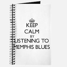 Cute Memphis radio Journal