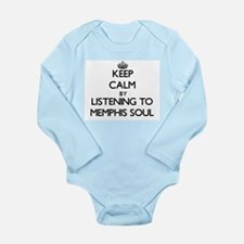 Keep calm by listening to MEMPHIS SOUL Body Suit