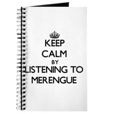 Funny Merengue Journal