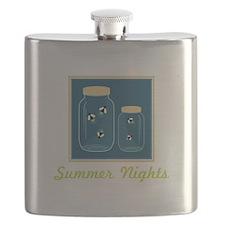 Summer Nights Flask