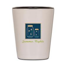 Summer Nights Shot Glass