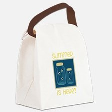 Summer Is Here! Canvas Lunch Bag