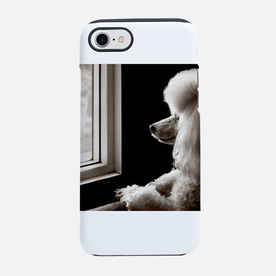 waiting-for-dad iPhone 7 Tough Case