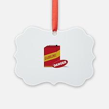 Danger Ornament