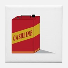 Gasoline Tile Coaster