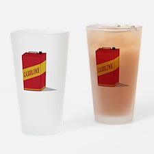 Gasoline Drinking Glass