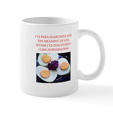 horseradish Mugs