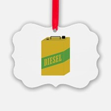 Diesel Ornament