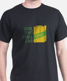 Real Men Smell Like T-Shirt