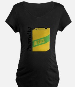 Powered By Diesel Maternity T-Shirt
