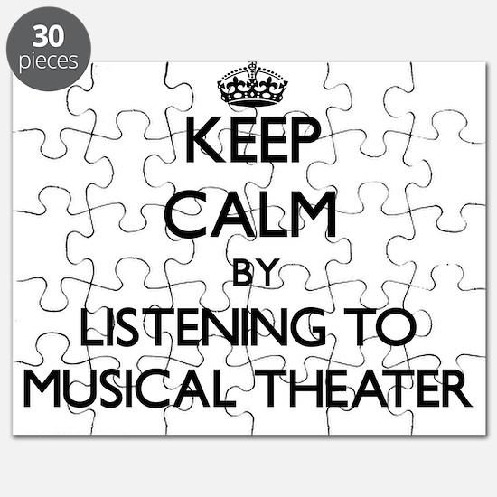 Unique Musical genres Puzzle