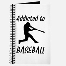 Addicted To Baseball Journal