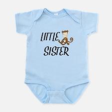 Little Sister Monkey Body Suit