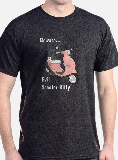 Evil Kitty Buddy T-Shirt