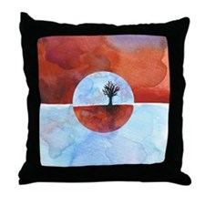 Cool Limbo Throw Pillow