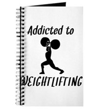 Addicted To Weightlifting Journal