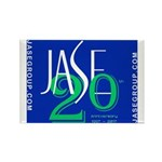 Jase - Rectangle Magnet Magnets