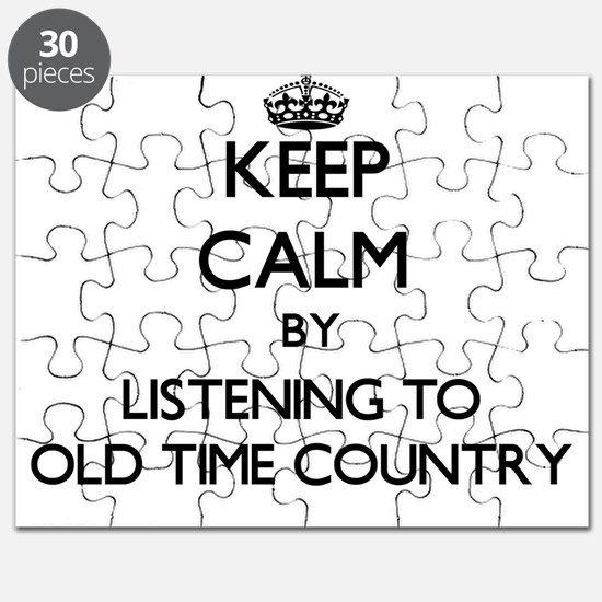 Old time radio Puzzle