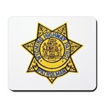 Wyoming Highway Patrol Mousepad