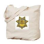 Wyoming Highway Patrol Tote Bag