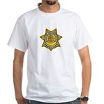 Wyoming Highway Patrol White T-Shirt