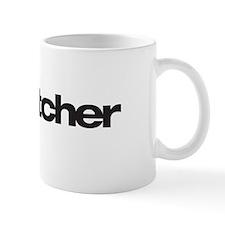 Stretcher Simple Logo Mug