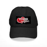 Nurse Baseball Cap with Patch