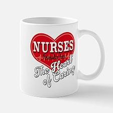 Nurse Caring Heart Mug