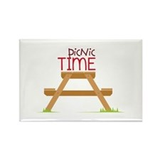 Picnic Time Magnets