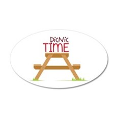 Picnic Time Wall Decal