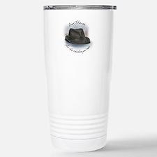 Hat for Leonard 1 Stainless Steel Travel Mug