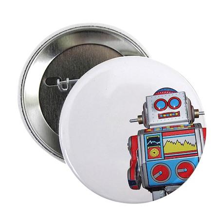 Chunky Robot Button