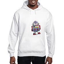 Chunky Robot Jumper Hoody